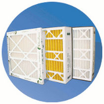 electrostatic panel air filter Z-Line Series Glasfloss Industries