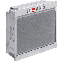 electrostatic panel air filter FE-H series AERSERVICE