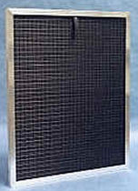 electrostatic panel air filter 1 200 CFM | Dust Fighter® 95 Dust Free®