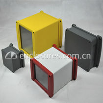 EMC shielded aluminum enclosure Aluminum cases /36A series Ningbo Dayang  Enclosures.