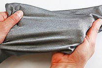 EMC-shielding conductive fabric max. 10 000 MHz, 36 - 45 dB | 4900 series  Holland Shielding Systems BV