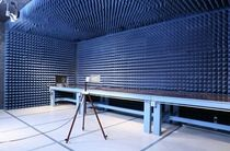 EMC test chamber MIL STD 461E, 80 MHz - 40 GHz  Panashield