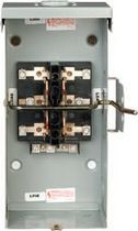 emergency power transfer switch 100 - 200 A, 120 - 240 V | Spec Setter™ TC GE Electrical Distributions