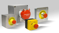 emergency stop push-button switch EMS series Craig & Derricott