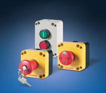 emergency stop push-button switch TOP22 series Sobem Scame