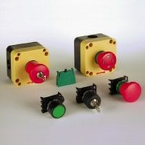 emergency stop switch IP65 | Serie TOP22 SCAME PARRE S.p.A.