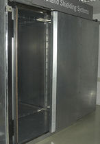 EMI/RF-shielded sliding door max. 8 000 x 12 000 mm  Holland Shielding Systems BV