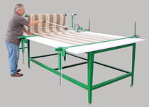 end cutting table for textiles  Sinclair Equipment Company