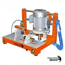 end-milling machine max. 120 mm | WOLF15 Wolftech Machine PVC ALU WOOD technologies