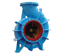 end suction centrifugal pump max. 5700 m3/h, 27 bar | DS  Flowserve Corporation Europe