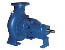 end suction centrifugal pump max. 1500 m3/h | RN, RNI, GNI series Bombas Ideal