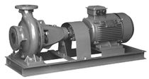 end suction centrifugal pump max. 1 300 m³/h, -15 ... 120 °C, max. 160 m | ND series Swiss Pump Company AG