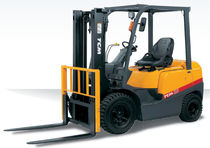 engine powered cushion tire forklift truck (gas, LPG) 1.5 - 3 t | PRO series TCM
