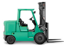 engine powered cushion tire forklift truck (gas, LPG) max. 5.5 t | FGC55K/FGC55K STC Mitsubishi Forklift Trucks