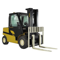 engine powered cushion tire forklift truck (gas, LPG) 4.0 - 5.5 t | GDP/GLP40-55VX Yale