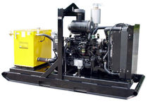 engine powered hydraulic power unit max. 90 gpm (341 l/min) | HT200DJV Hydra-Tech Pumps