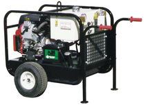 engine powered hydraulic power unit max. 12 gpm (45 l/min) | HT20GV Hydra-Tech Pumps