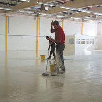 epoxy resin for floor covering -10&deg;C | Grand Froid Epoxy &reg; Watco Sarl