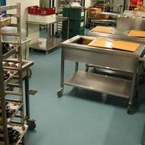 epoxy resin for non slip floor covering NEOPOX COLOR ANTIDERAPANT TLM SYSTEMS