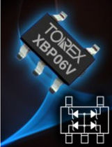 ESD suppressor  Torex Semiconductor