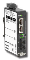 Ethernet - fiber optic converter 4 port, 100 Mbps | EIMK series Contemporary Control Systems