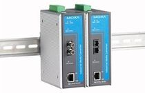 Ethernet media converter IMC-P101 series Moxa Europe