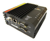 Ethernet to serial device server 2 x RJ45, 1 x Fibre, 2 x DB9 | DX40 GarrettCom Europe