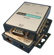 Ethernet to serial device server 1 x RS-232/422/485, 1 x 10/100TX | IPS-300 series LCSI INC.
