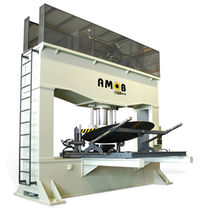 expanded metal press 400 t | PC4018 AMOB Maquinas Ferramentas SA