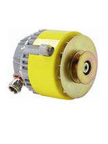 explosion proof alternator 12 VDC | ASX-200 AMOT