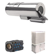 explosion proof CCTV camera 24 - 250 V, IP 66/67 | CFC 930 AMO safety
