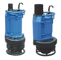 explosion proof centrifugal submersible pump max. 400 m³/h | BQW series Shanghai Pacific Pump Manufacture Co.,Ltd