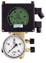 explosion proof differential pressure transmitter with display  SAMSON