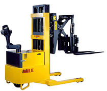 explosion proof electric pedestrian reach truck 2 000 - 3 000 lb  Man & Material Lift Engineering