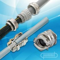 explosion proof EMC cable gland IP68 - IP69k | HSK-M-EMV-Ex series  HUMMEL AG
