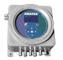 explosion proof gas transmitter ANATEX TECORA