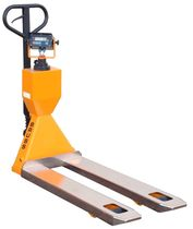 explosion proof hand pallet truck scales ATEX Zone 1/21 | HGW-BX series Bruss Scales