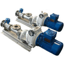 explosion proof progressive cavity pump ATEX II 2 G Eex c T4 | Ex series  NOVA ROTORS s.r.l.