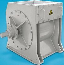 explosion proof rotary valve with cutting device 58 - 940 l/rev, ATEX | MS series DMN-WESTINGHOUSE