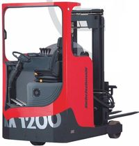 explosion proof side seated-position electric reach truck max. 2 t, ATEX | M1200 Sichelschmidt