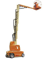 explosion proof vertical mast lift max. 227 kg, 8.05 - 9.98 m | MLJxxEX series Man & Material Lift Engineering