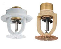 extended coverage sprinkler EC series Tyco