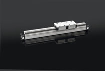 externally guided rodless pneumatic linear actuator PLG 16 MEDAN