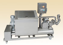"extruder for the food industry  Kourtoglou SA ""ALFA MACHINE"""
