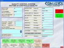 fabric inspection software  Comatex Textile Machinery