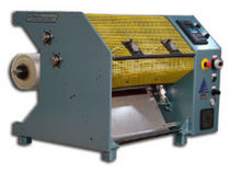 fabrics plaiting and unwinding machine  Pinnacle Converting Equipment