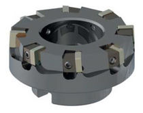 "face and shoulder milling-cutter ø 3.88"" - 7.88"" 