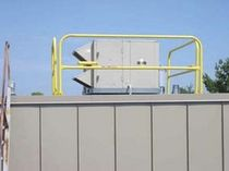 fall arrest barrier Railguard 200 Garlock Equipment Company