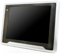 "fanless industrial panel PC 15"", Intel Atom N270, 1.6 GHz, 1 GB 