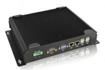 fanless industrial PC Atom N270 1.6 GHz | PCSB 1630 AN  KEPFrance